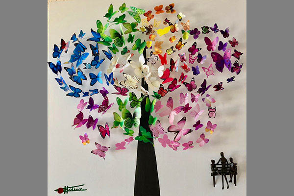 Tree Butterflies