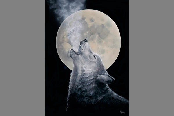 Full Moon Serenade
