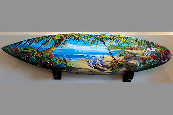 Sun Seekers Surfboard
